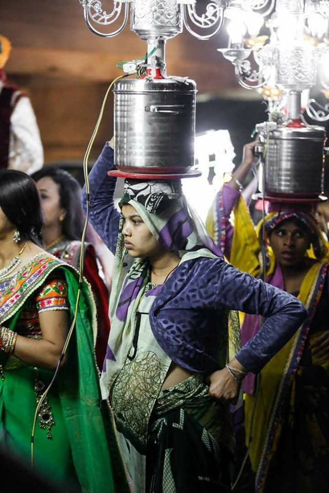 Indian society pregnant woman forced into labour of indian wedding