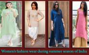 महिलायें गर्मी में क्या पहनें और कैसा मेकअप करें Women's Fashion, Makeup in Summer Season of India