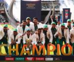 पाकिस्तान बना आई सी सी टूर्नामेंट 2017 का चैंपियन