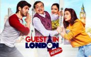 हिंदी फिल्म गेस्ट इन लंदन की समीक्षा