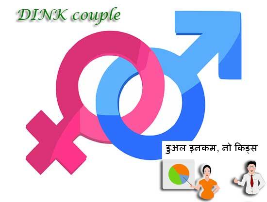 DINK couple, Kya hai dual income no kids hindi mein
