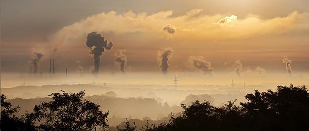 वायु प्रदुषण Vayu-Pradushan