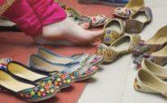 रजवाड़ी मोजड़ी जूती