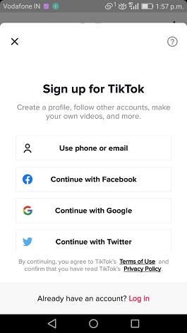 sign-up-for-tiktok-hindi